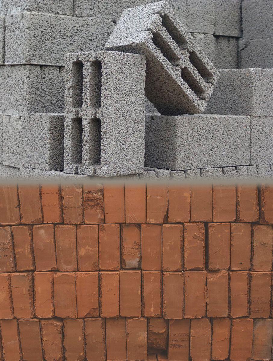 Керамзитобетон или керамический кирпич курчатов бетон