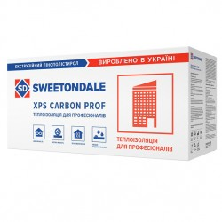 Пенополистирол sweetndale carbon prof 250 slope-3,4% S/2 1200-600-40 элемент J